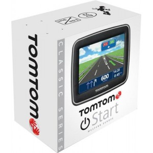 Navegador TomTom Start 2 Europa Classic 22 paises 1ey0.054.03
